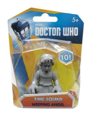 Doctor Who Time Squad Collectable Action Figure - Weeping Angel
